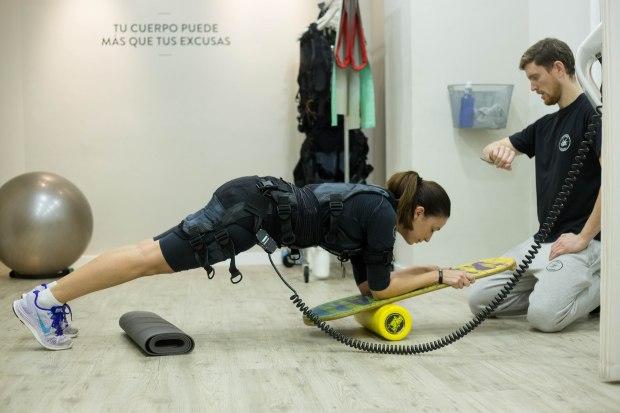 electroestimulacion life e fitness house ana albiol